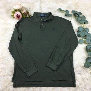 🍍5/$25 The Iconic Mesh Polo Shirt